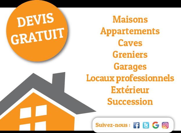 debarras maison particuliers et professionnels
